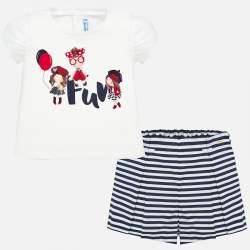 Mayoral T-shirt + short