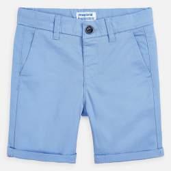 Mayoral kék vászon rövidnadrág