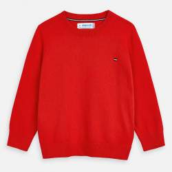 Mayoral red pullover