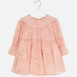 Mayoral pink elegant dress
