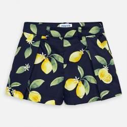 Mayoral shorts with lemons
