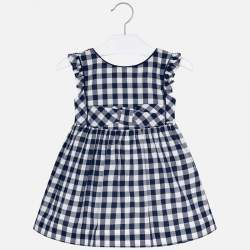 Mayoral checkered dress
