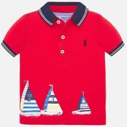 Mayoral piqué T-shirt