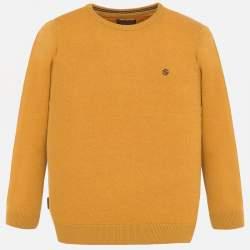Mayoral/Nukutavake orange pullover