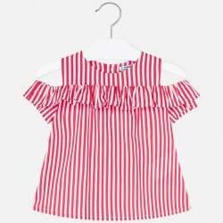 Mayoral striped blouse