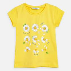 Mayoral T-shirt with flowers