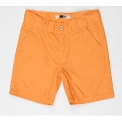 Gatti narancssárga vászon rövidnadrág