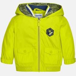 Mayoral neon green wind jacket