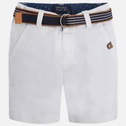 Mayoral white shorts