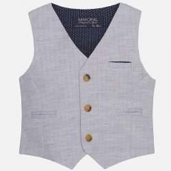 Mayoral blue vest