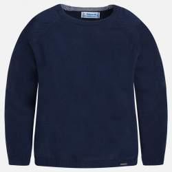 Mayoral blue pullover