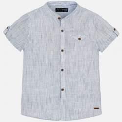 Mayoral/Nukutavake jeans shirt