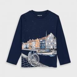 Mayoral long sleeve T-shirt