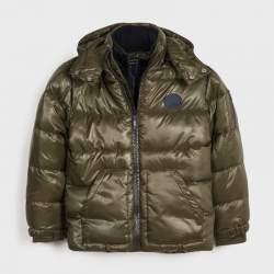 Mayoral green jacket