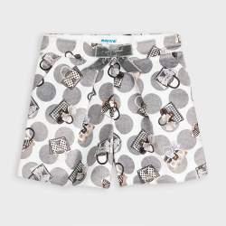 Mayoral velvet shorts