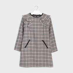 Mayoral checkered dress