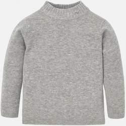 Mayoral szürke kötött pulóver