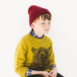 ZARA Sweater with Bear