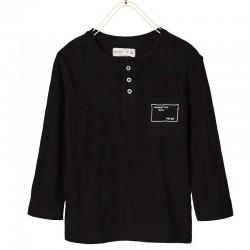 ZARA black long sleeve T-Shirt