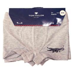 Tom Tailor szürke alsónadrág - 2 darab