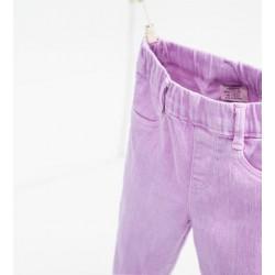 ZARA purple jeans