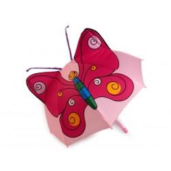 Vidám állatos esernyő - többféle mintával