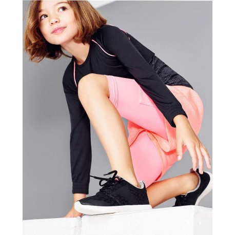ZARA pink sports shorts