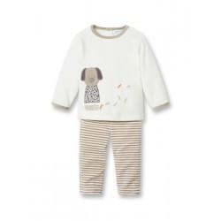 Obaibi kutyás plüss pizsama