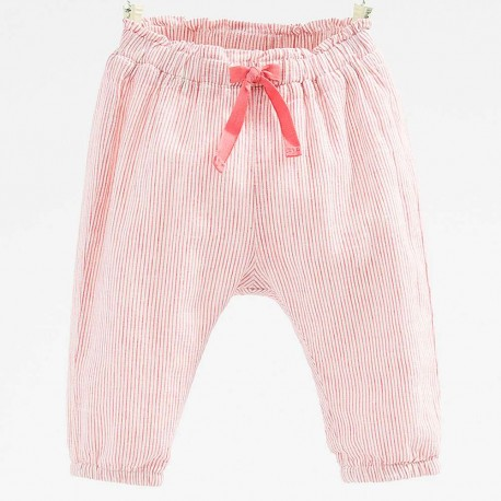 ZARA BABY striped trousers