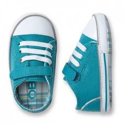 Obaibi kék vászon cipő