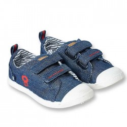 Obaibi blue shoes