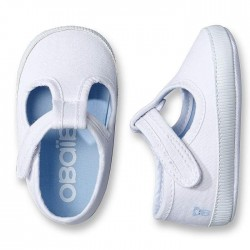 Obaibi white shoes