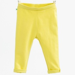 ZARA sárga leggings