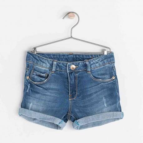 jean shorts zara