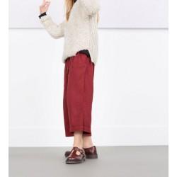 ZARA Claret Trouseres