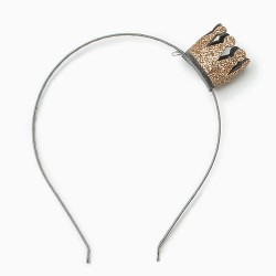 ZARA hair band with crown