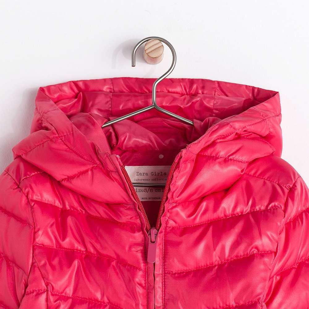 d434a63ff0 ... ZARA rózsaszín átmeneti kabát ...