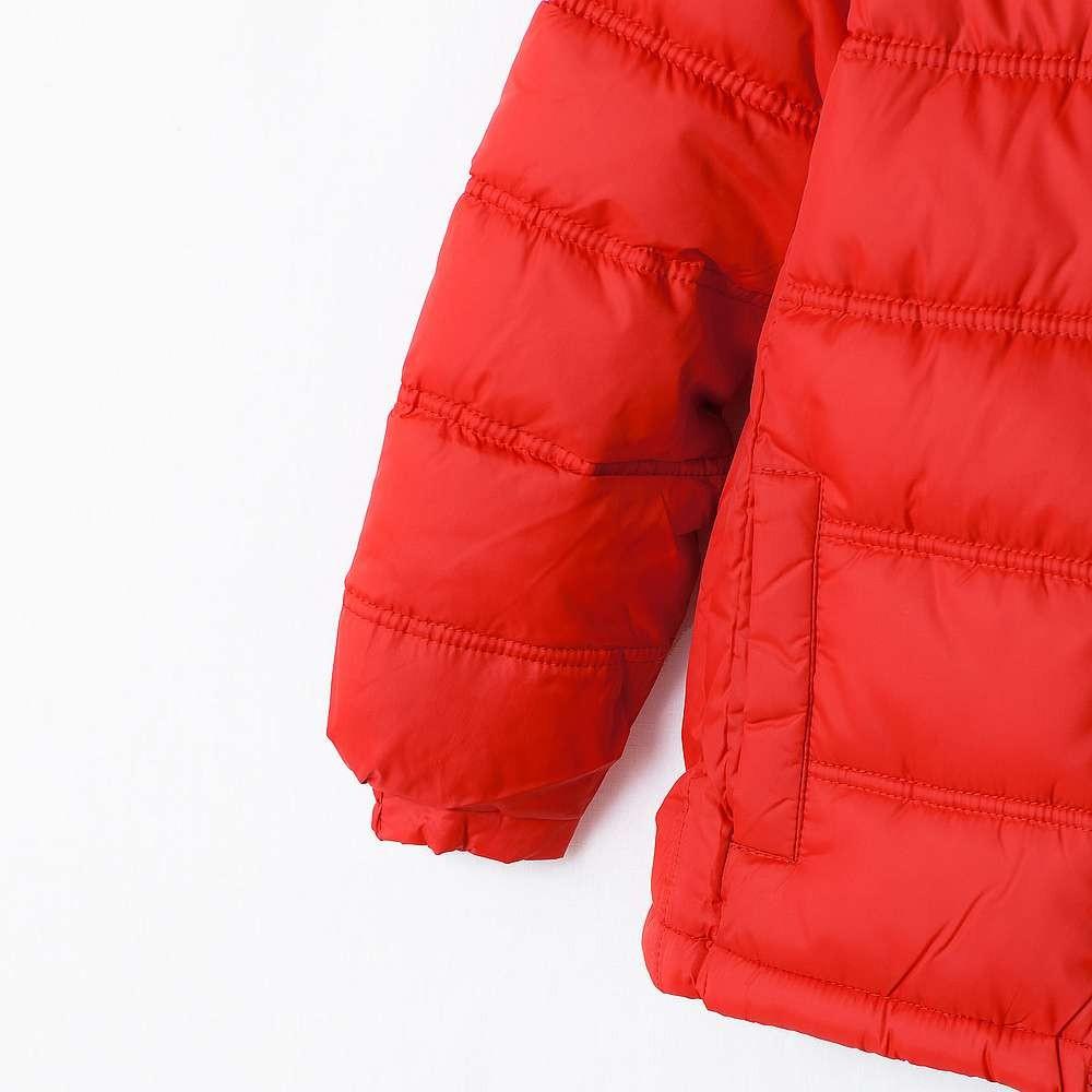 ... ZARA red coat ... 9dfe2a770e