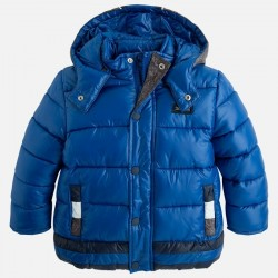Mayoral kék pufi kabát