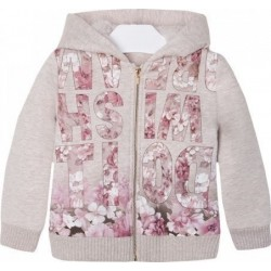 Mayoral lined thick cardigan