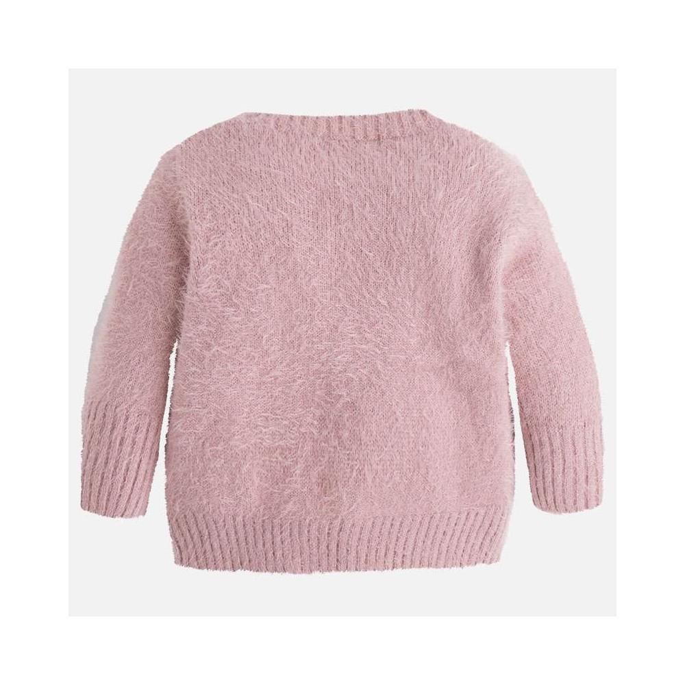 Mayoral rózsaszín pulóver 68cad77e44