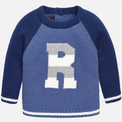 Mayoral kék pulóver