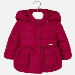 Mayoral rózsaszín pufi kabát