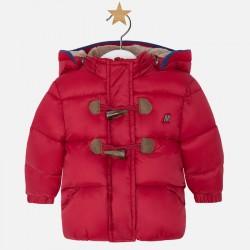 Mayoral piros pufi kabát