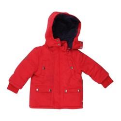 ZARA piros kabát