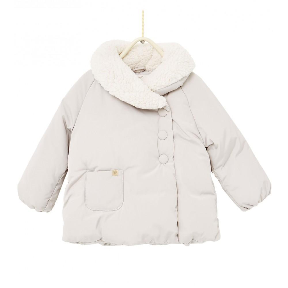 Zara Cream Wintercoat
