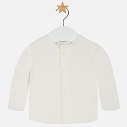 MAYORAL white cardigan